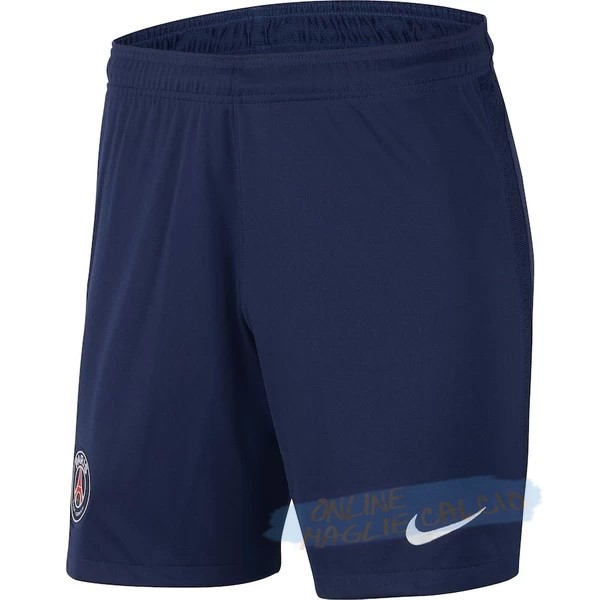 Home Pantaloni Paris Saint Germain 2020 2021 Blu Tute Squadre Calcio