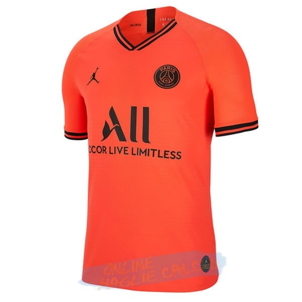 Thailandia Away Paris Saint Germain 2019 2020 Oroange Tute Squadre Calcio